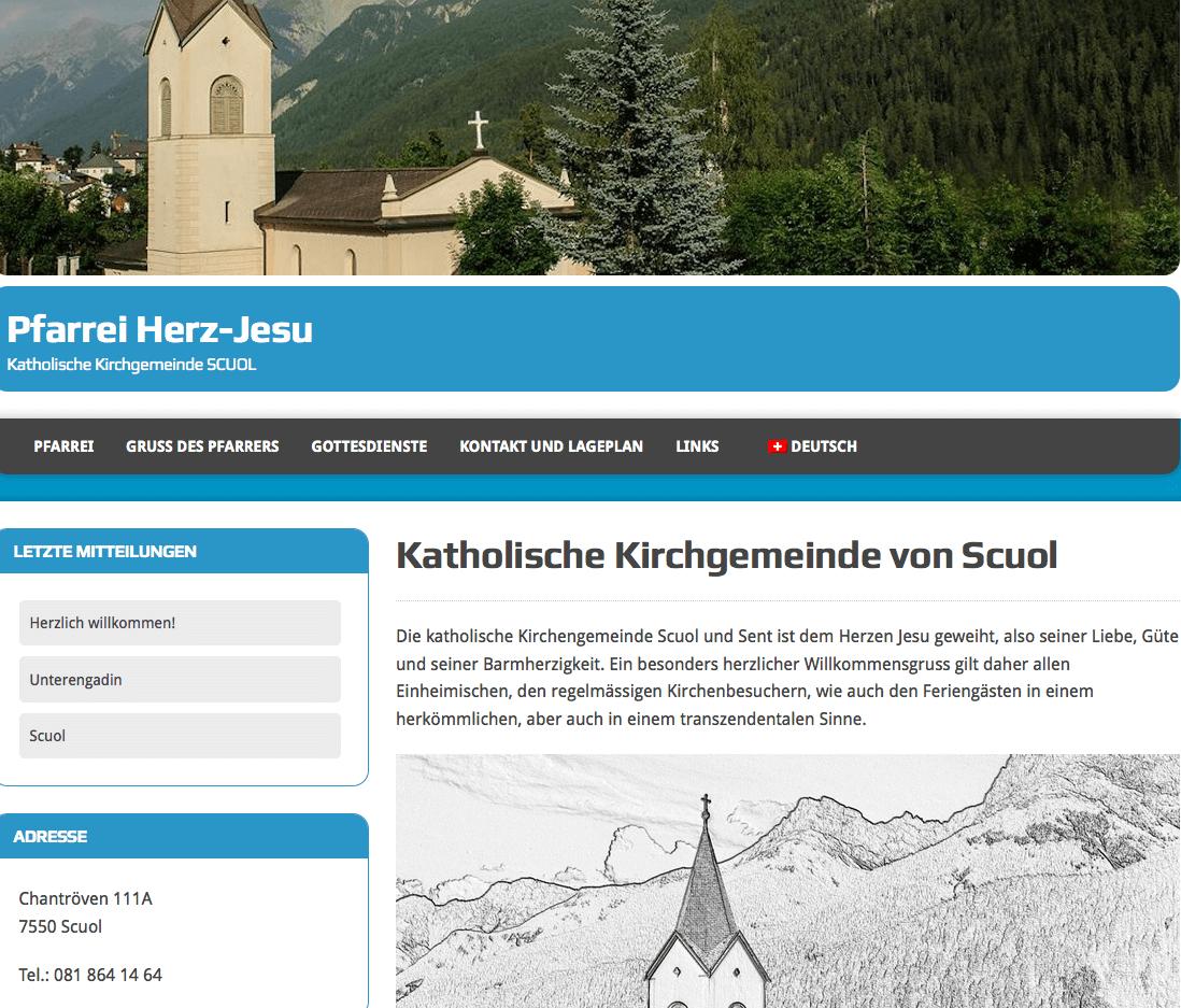 Pfarrei Scuol