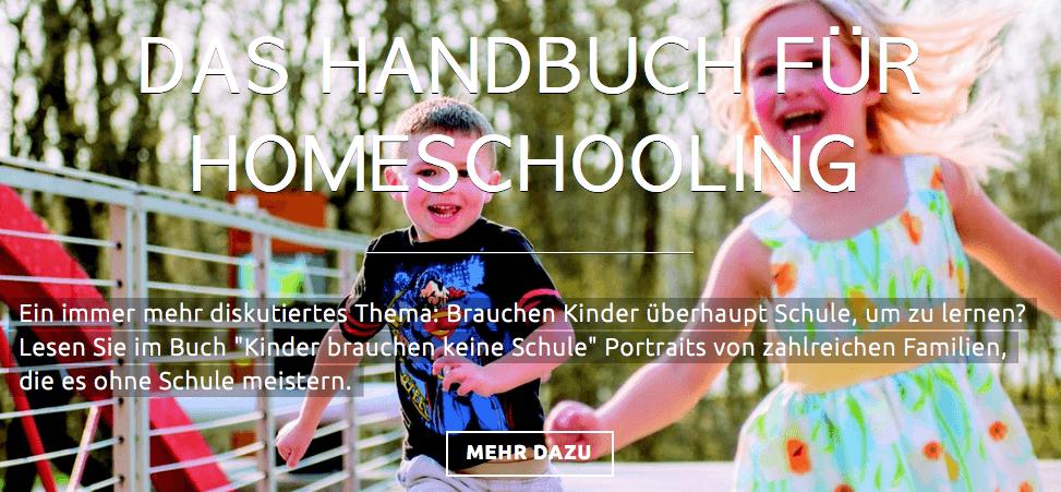 Bernice Zieba: Handbuch für Homeschooling