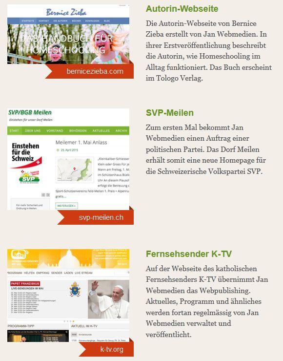 Newsletter Mai 2015, Jan Webmedien